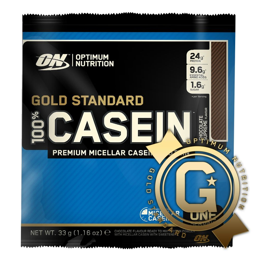 ON 100% Casein Gold Standard 1karton (32gx24db)
