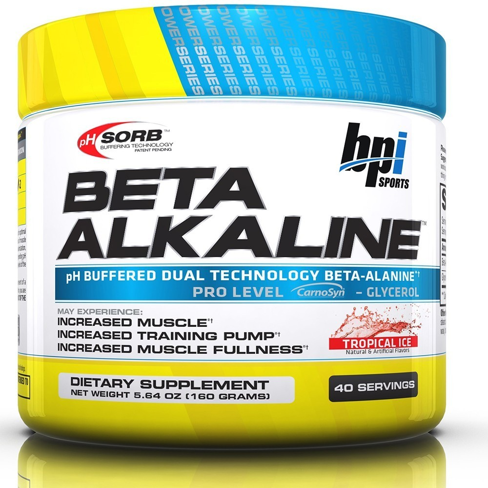 BPI Power Series Beta Alkaline 160 g