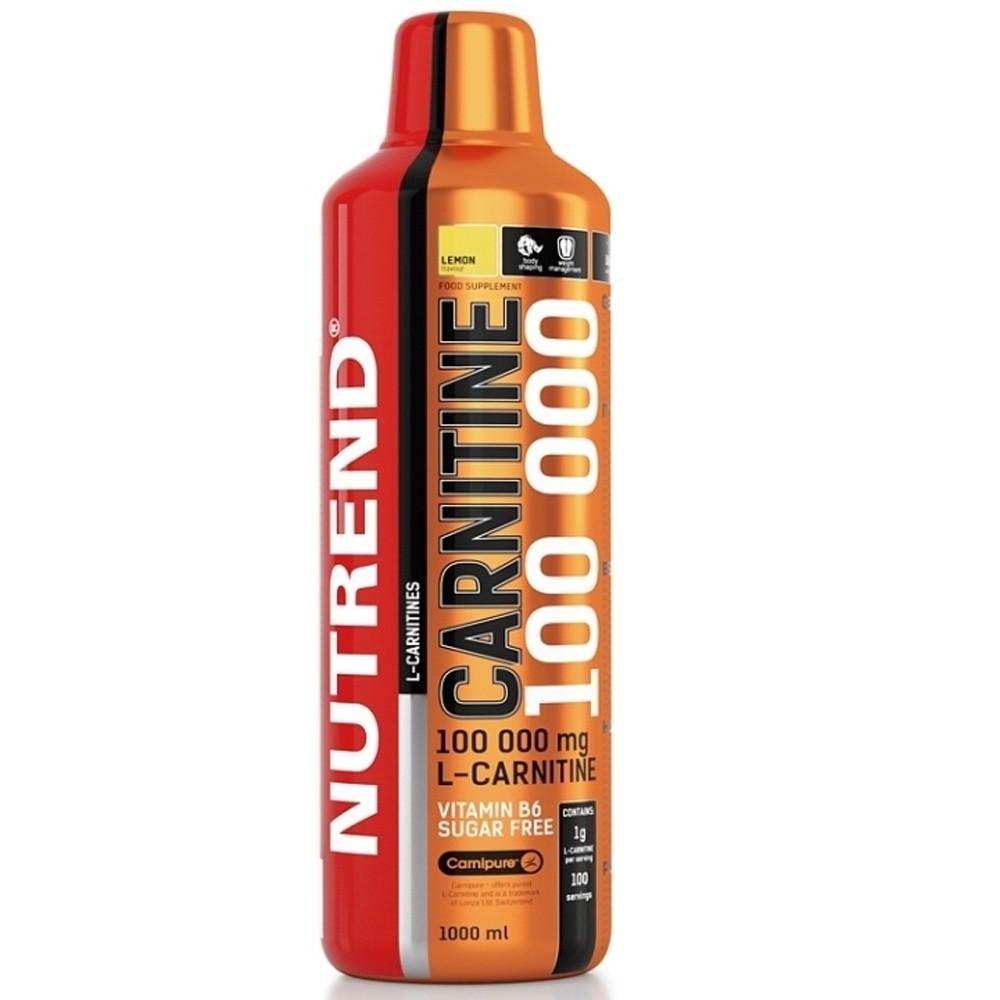 Nutrend Carnitine 100000 - 1000 ml