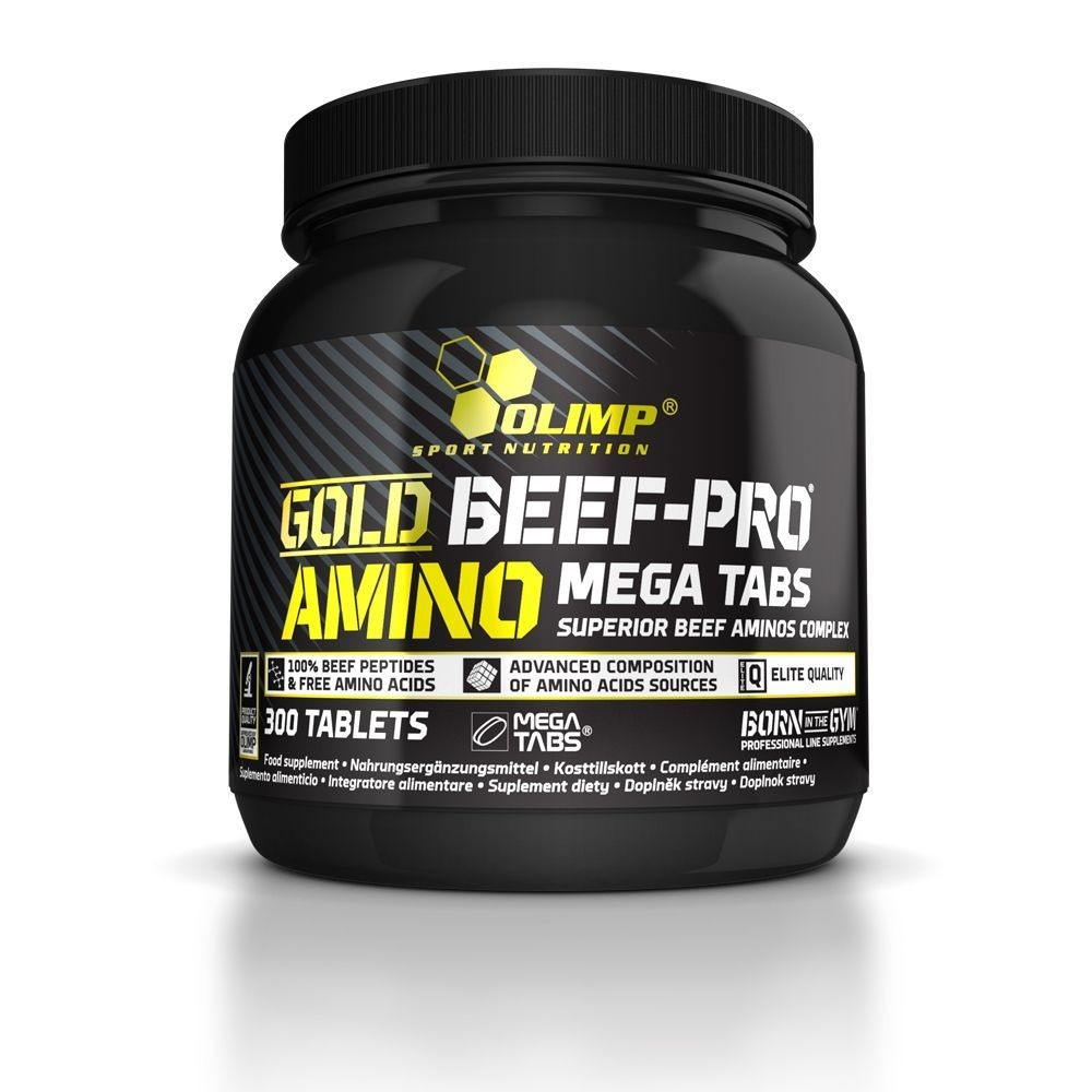 Olimp Gold Beef-Pro Amino - 300 tabletta