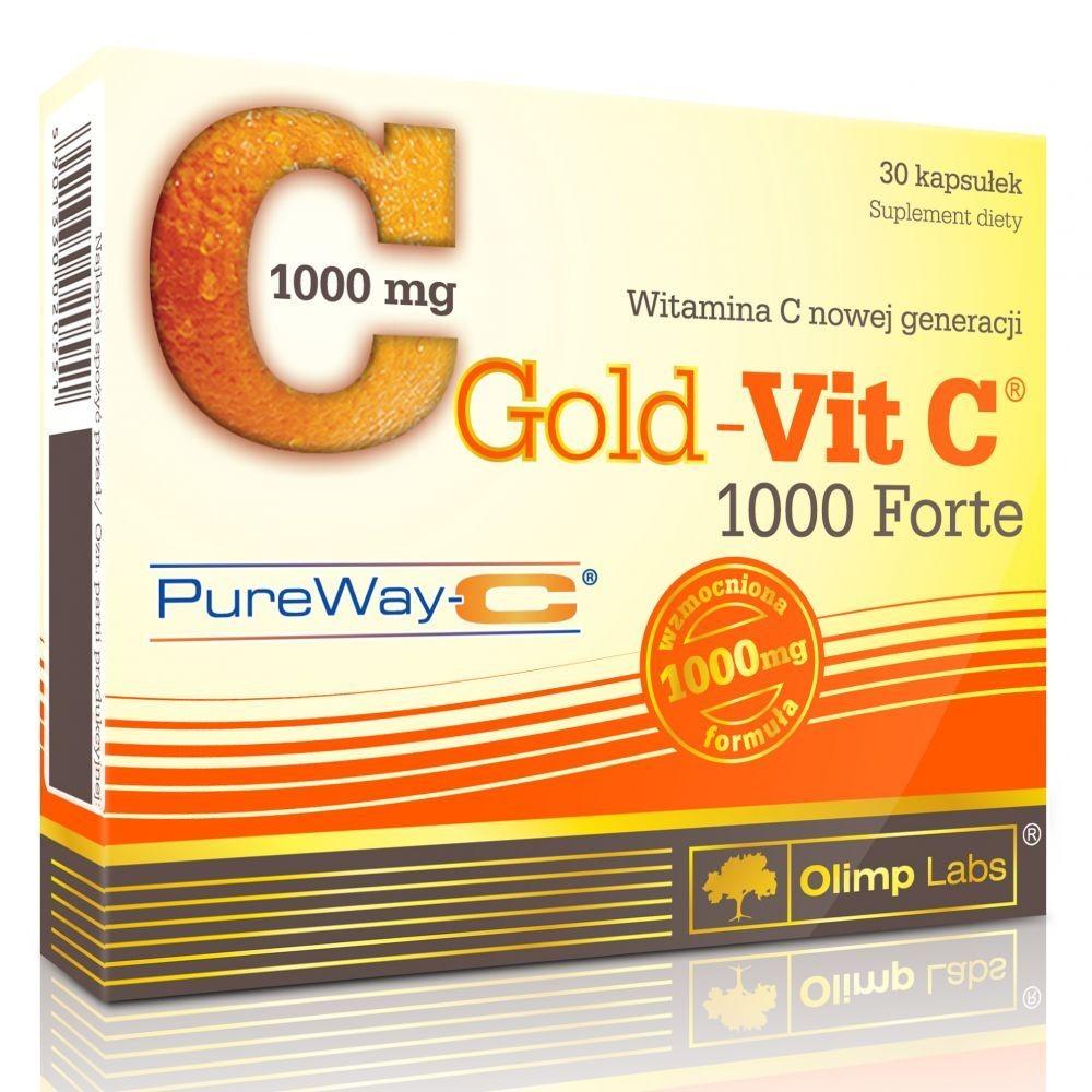 Olimp Labs GOLD-VIT C 1000 FORTE - 30 kapszula