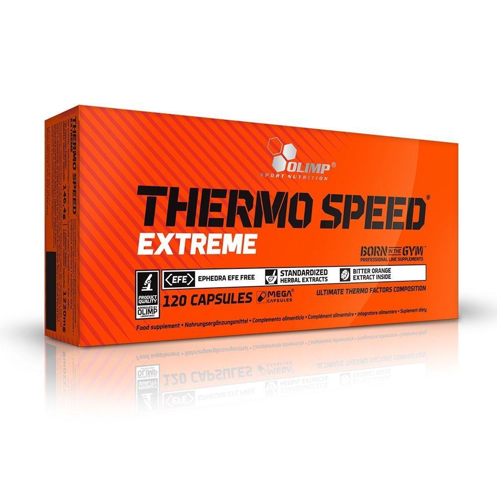 Olimp Thermo Speed Extreme Mega Caps 120 kapszula