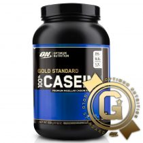 ON 100% Casein Gold Standard 908 g kazein fehérjepor