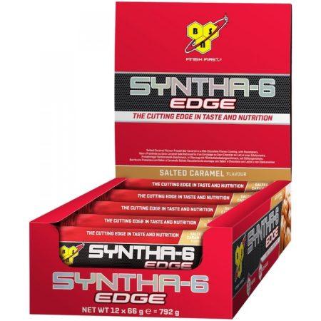 BSN Syntha-6 Edge Protein Bar 1karton energia vagy fehérjeszelet