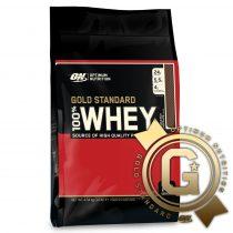 ON 100% Whey Gold Standard  kombinált fehérje