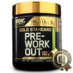 ON Gold Standard Pre Workout 330 g edzés előtti teljesítménynövelő