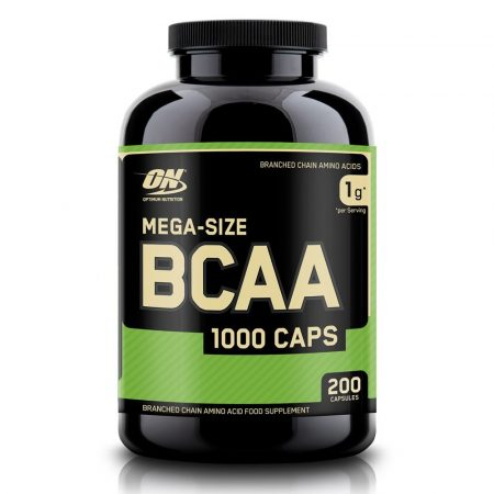 ON BCAA 1000 200 kapszula aminosav táplálékkiegészítő