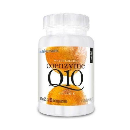 PurePro - Coenzyme Q10 - 60 kapszula szépségvitamin