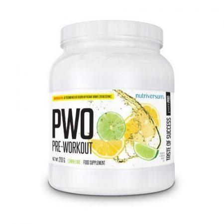 PurePro - PWO 210g edzés előtti teljesítménynövelő