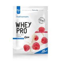 Pure - Whey PRO 30g tejsavó fehérje egy adagos kiszerelés emésztőenzimekkel