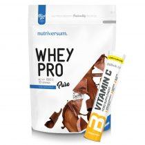 Pure Whey Pro 1000g tejsavó fehérje koncentrátum csokoládé íz