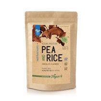 VEGAN Pea&Rice Vegan Protein csokoládé íz