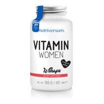 WSHAPE Vitamin Women multivitamin nőknek