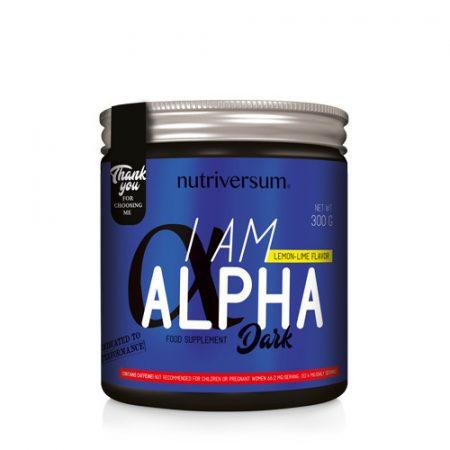 DARK I am Alpha 300g agyvitamin