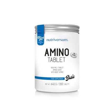 BASIC Amino Tablet komplex aminosav készítmény