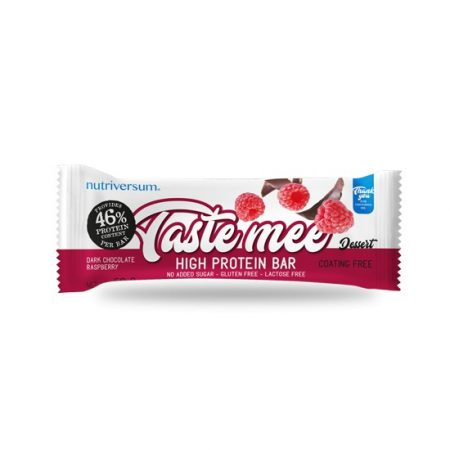 DESSERT Taste Mee Protein Bar laktózmentes fehérje szelet