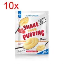 Gyorsan elkészíthető DESSERT Shake Your Pudding