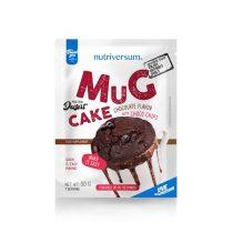 Gyorsan elkészíthető DESSERT MugCake bögrés süti