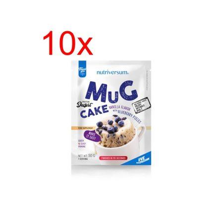 DESSERT MugCake bögrés süti 1 karton (50gx10db)