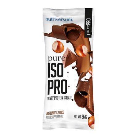 PurePro Iso Pro 25g tejsavó fehérje egy adagos kiszerelés