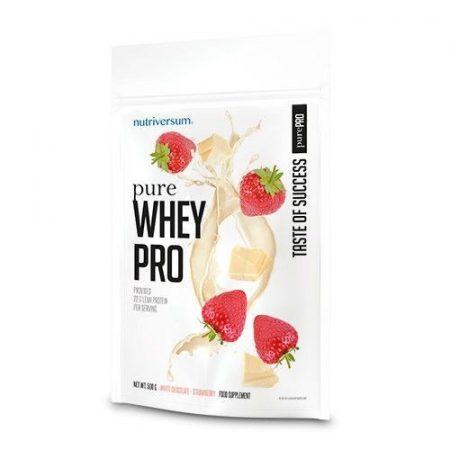 PurePro - Whey PRO 500g tejsavó fehérje