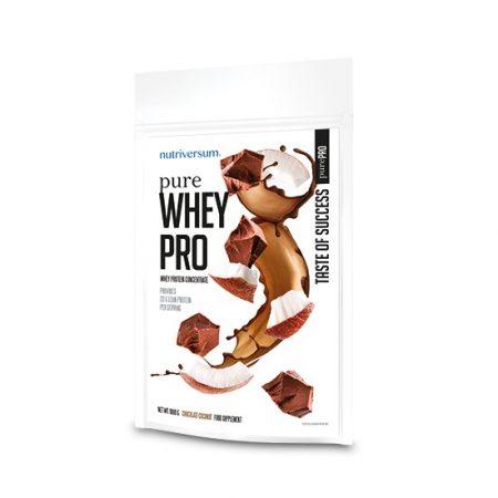 PurePro Whey Pro 1000g tejsavó fehérje koncentrátum
