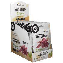 High Protein Beef Jerky - original füstölt marhahúsból készült fehérjeforrás