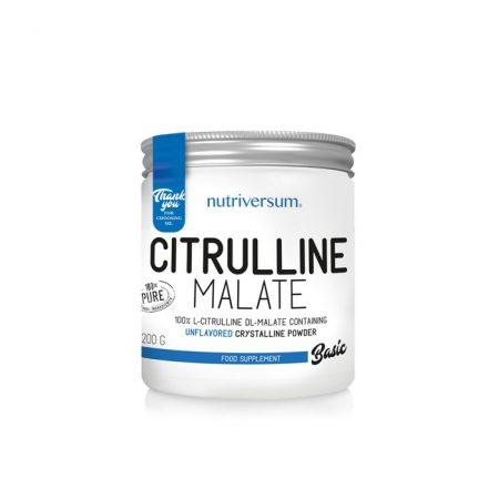 BASIC Citrulline Malate 200g