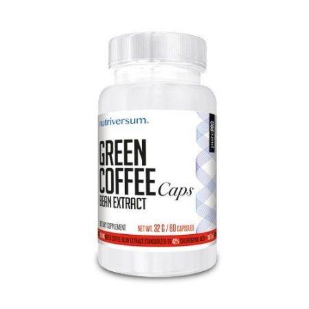 PurePro - Green Coffee Bean Extract 60 kapszula zöldtea kivonat tartalmú diétás termék