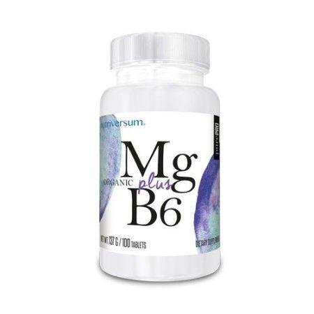 PurePro - Mg+B6 - 100 tabletta ásványi anyag készítmény magnéziummal