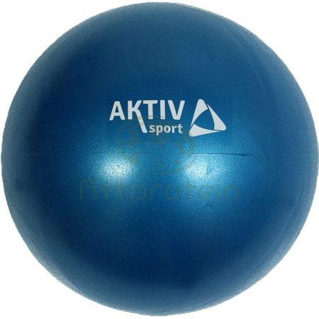 Aktivsport pilates soft ball 26 cm sötétkék