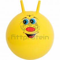 Ugrálólabda 45 cm sárga