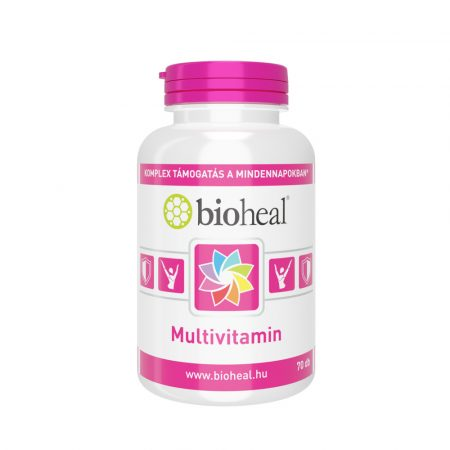 Bioheal Multivitamin 70 tabletta
