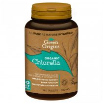 Green Origins BIO Chlorella tabletta 180db 500mg