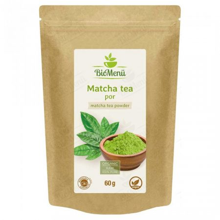 BioMenü BIO Matcha tea por 60g