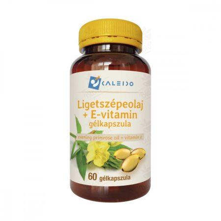 Caleido Ligetszepeolaj + E-vitamin 60 gélkapszula