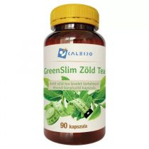 Caleido Greenslim Zöld Tea 90db 580mg kapszula