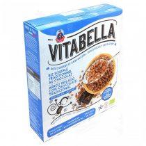 Vitabella BIO Gluténmentes Gabonapehely Kakaós Puffasztott-Rizs 300g