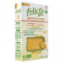 Felicia BIO Sárga Lencse Lasagne Gluténmentes Tészta 250g