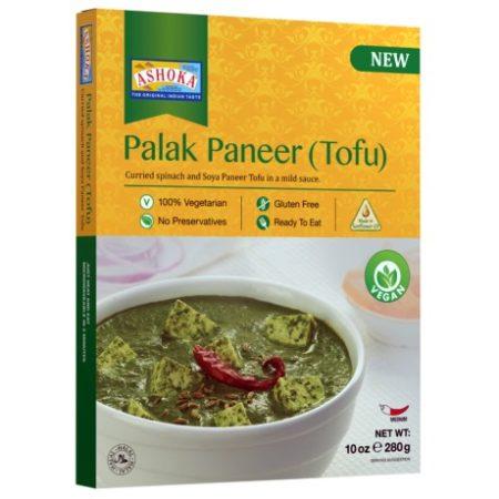 Palak Panner (Tofu)  készétel 280g