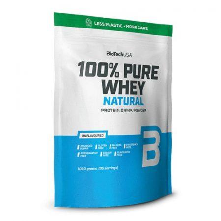 Biotech 100% Pure Whey Laktózmentes 1000g