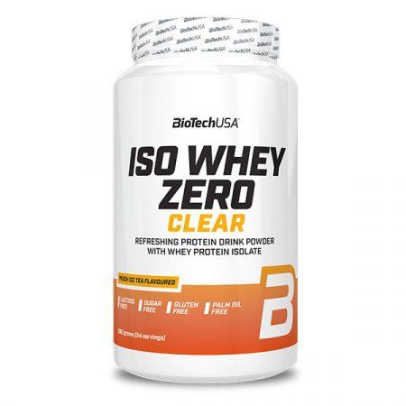 Biotech Iso Whey Zero Clear 1362g