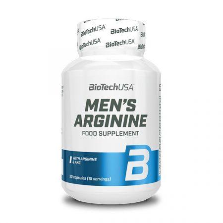 Biotech Men's Arginine 90 kapszula
