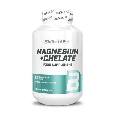 Biotech Magnesium + Chelate 60 kapszula