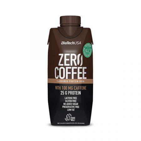 Biotech Zero Coffee Fehérjeital 330ml