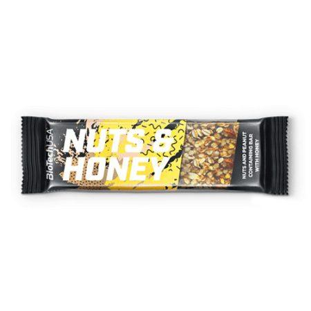 Biotech Nuts & Honey 1 karton (35gx28db)