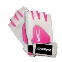 Biotech Lady 1 Női edzőkesztyű (pink/fehér)