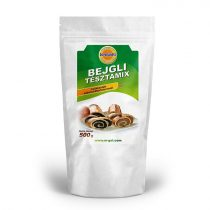 Dia-Wellness Bejgli Mix 500g csökkentett szénhidráttartalommal.