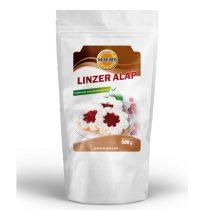 Dia-Wellness Linzer Alap 500g csökkentett szénhidráttartalommal.
