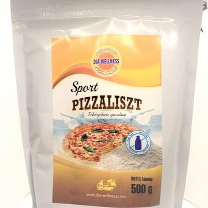 Dia-Wellness Sport Pizzaliszt magas fehérje tartalommal